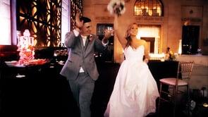 Lauren and Brian's wedding in Philadelphia PA