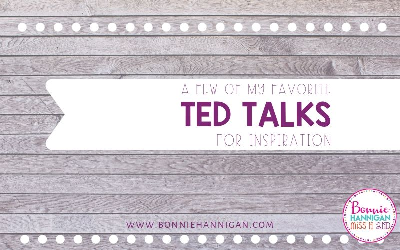 Ted Talks That Inspire Educators