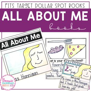 All About Me Books