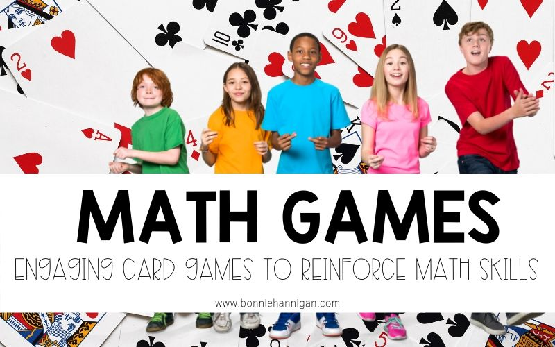 Math Games with Playing Cards