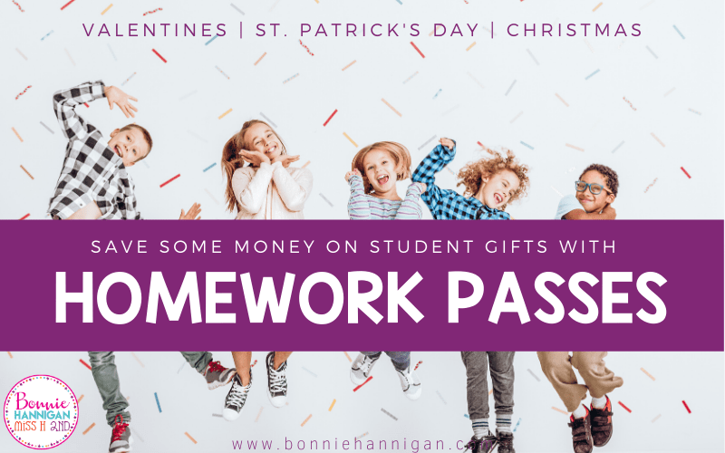 Homework Passes for Students