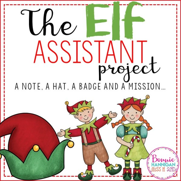The Elf Assistant Project Cover