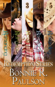 Redemption series cover