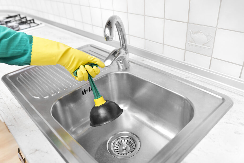 how to fix a clogged kitchen sink proven method bonnie roberts realty