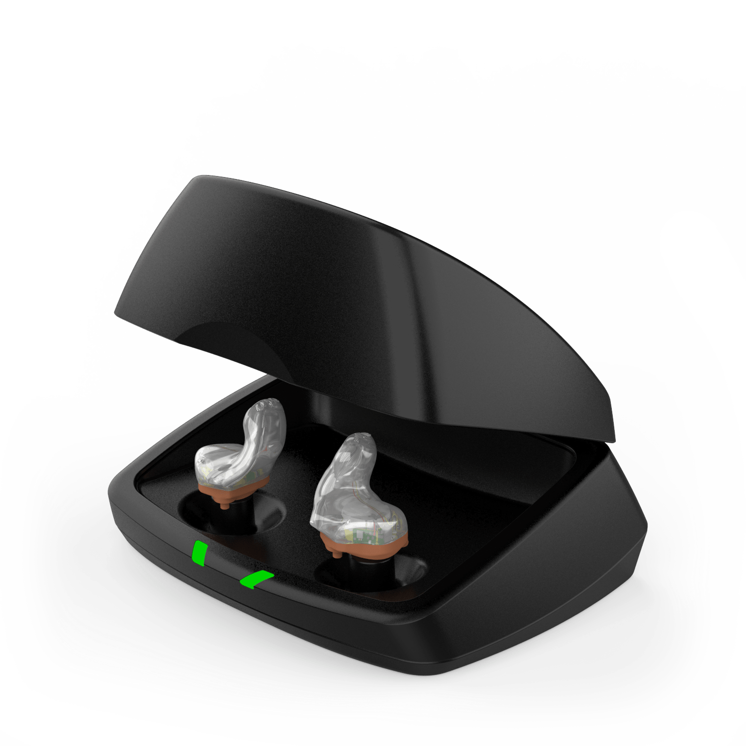 AGXs custom hearing aid charger