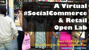 socialcommer retail Open lab