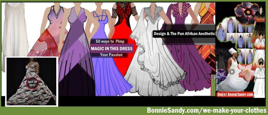 Adjustable version of the Magic Dress aka Moroccan, Indonesian, Bangladesh or Ethnic