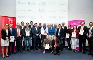 Die nominierten Unternehmen zum Ludwig 2017