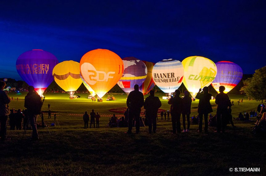 12. Ballonfestival Bonn