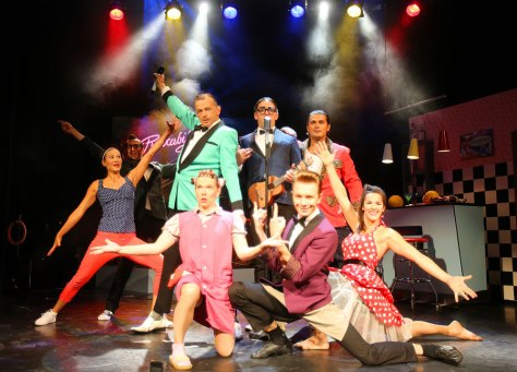 Rockabilly ab 3. Mai im GOP Varieté-Theater Bonn