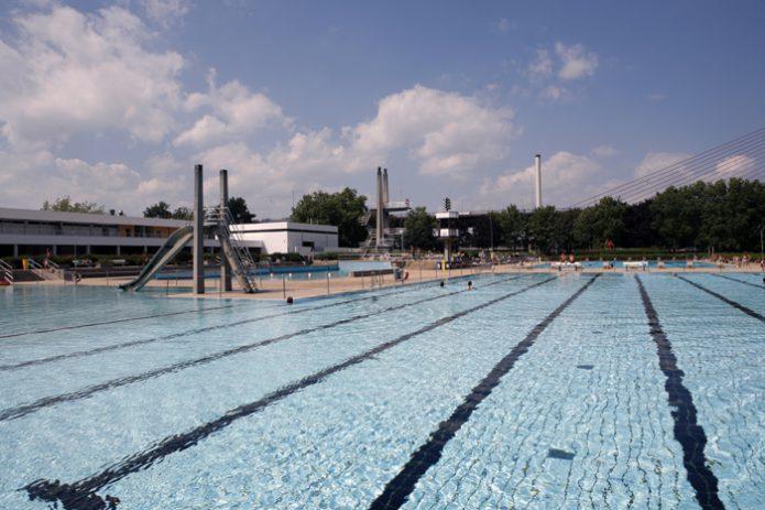 Römerbad öffnet am Samstag, 5. Juni 2021, zum sportlichen Schwimmen
