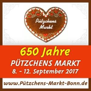 650 Jahre Pützchens Markt: Die Traditionskirmes kommt in die City von Bonn