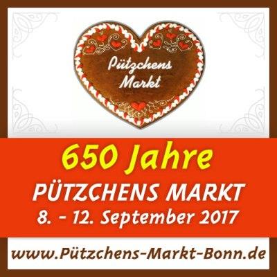 650 Jahre Pützchens Markt: Aufbauarbeiten für Jubiläumskirmes gestartet