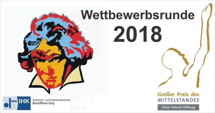 """Mittelstandswettbewerbe """"Ludwig"""" und """"Großer Preis des Mittelstandes"""" starten in die 6. Runde"""