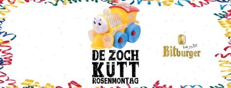 Untergrund, Bonn - De Zoch kütt!
