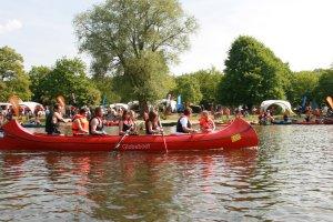 Kölner GlobeBoot: Das große Zelte und Boote-Testival ist wieder da - Natur-Erlebnis für die ganze Familie