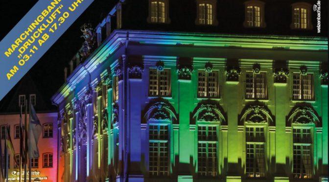 ?Bonn leuchtet ab 2. November | am 4. November verkaufsoffener Sonntag