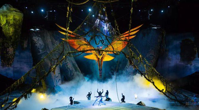 """Eine Woche voller Akrobatik –  Cirque de Soleil – """"TORUK – Der erste Flug"""""""
