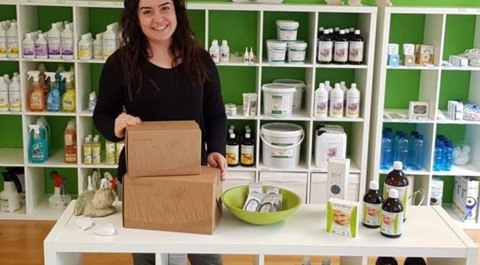EMIKO stellt auf umweltverträgliche Verpackungsbox um