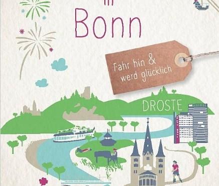 """""""Glücksorte in Bonn"""" – Lesung in der Zentralbibliothek"""