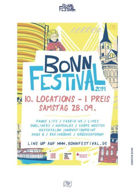 Bonn Festival 2019