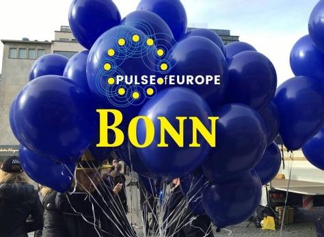 Pulse of Europe Bonn