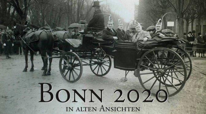 Bonn in Alten Ansichten 2020 Kalender