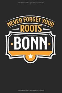 Bonn Never Forget your Roots: KALENDER 2020 mit Tagesplaner