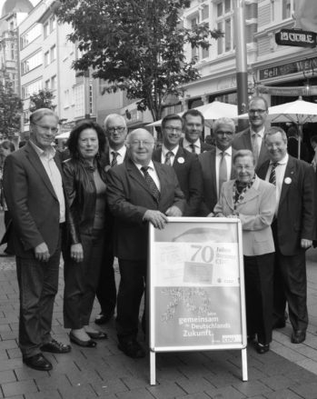 Norbert Blüm und die Bonner CDU 2015, 70. Parteijubiläum