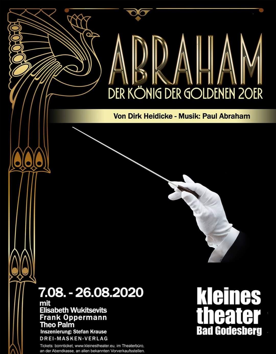 Abraham – der König der goldenen 20er – eine Revue