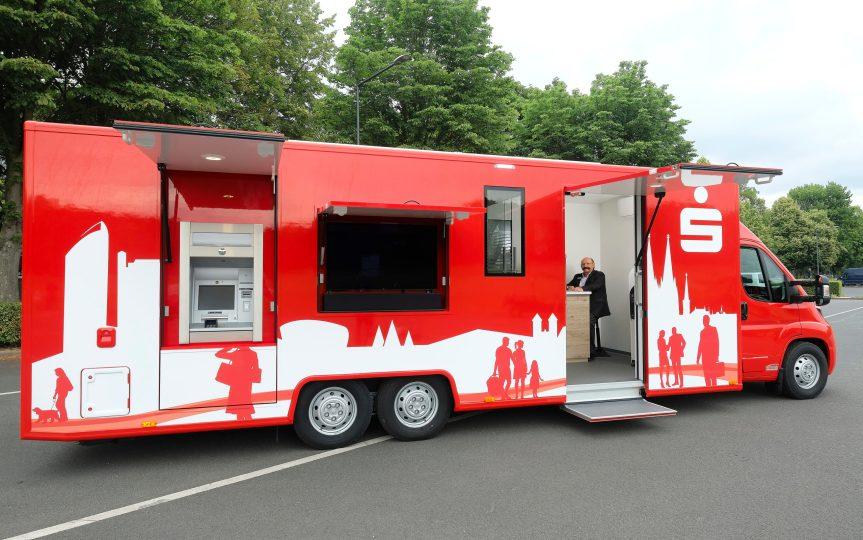 Sparkasse KölnBonn startet Umsetzung der neuen Filialstrategie
