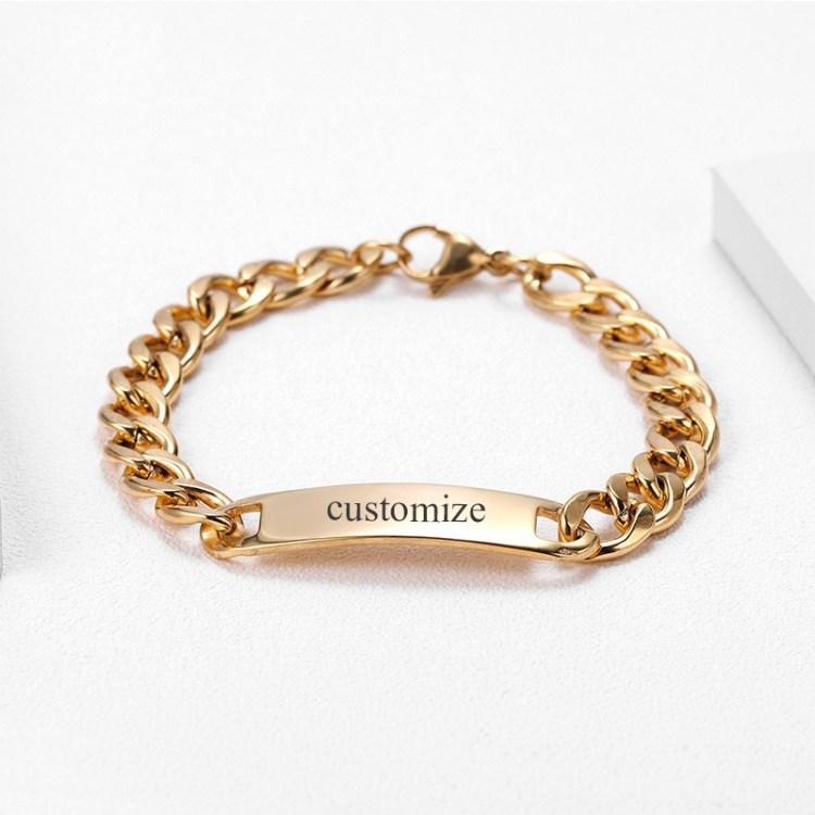 Hip Hop Style Bracelet
