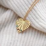 birthstone mom love necklace