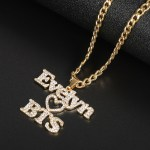 your favorite artist band BTS love BTS army fans name necklace