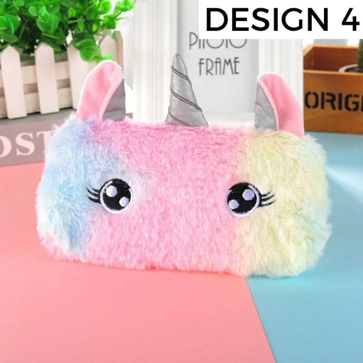 unicorn design pencil case ideas