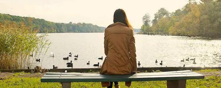Depressed before Lake