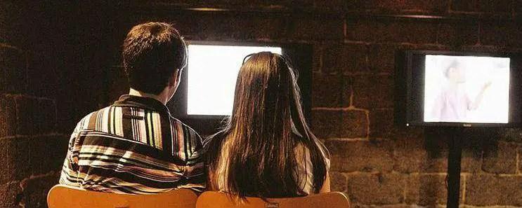 Girl Boy Watching