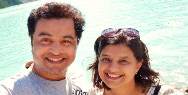 subodh and manjiri bhave