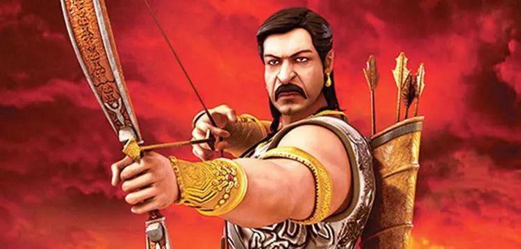 Arjun Mahabharat