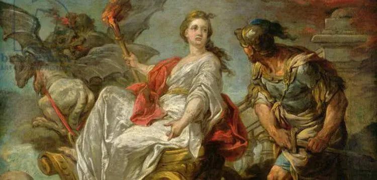 Medea killed her children