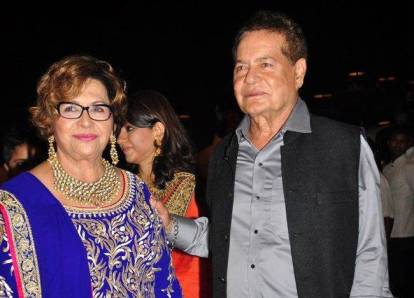 Helen and Salim Khan had a turbulent affair after which Salim made her his second wife