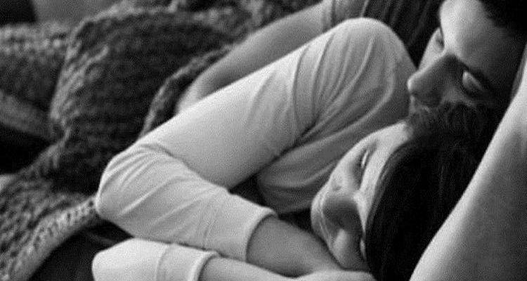 Cuddling-Couple