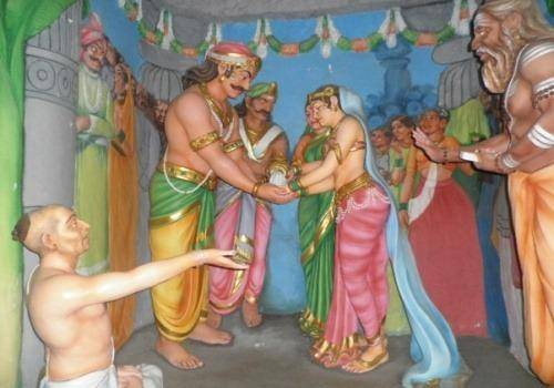 Mandodari knew it would not be a perfect marriage but still married Ravana