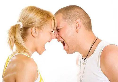 dirty breakup fight