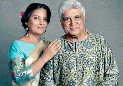 Shabana Azmi Javed Akhtar. Unique questions we want to ask Bollywood couples