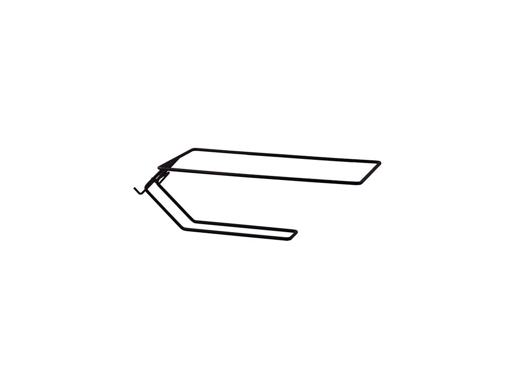 Gancio espositore per vaso in filo metallico