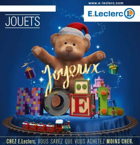 Catalogue Des Jouets Leclerc De Noel 2016 Jusqu A 25 En Ticket Leclerc