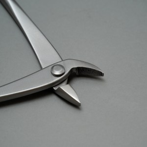 Small Bonsai Curved Pliers - 180mm
