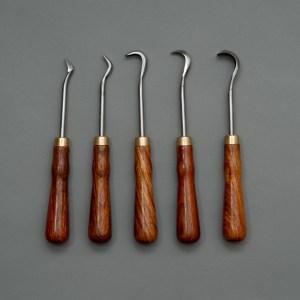 Carving Tool Set - 5 Piece