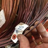 Copper Bonsai Wire